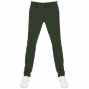 Product Image for Nudie Jeans Slim Adam Trousers Khaki